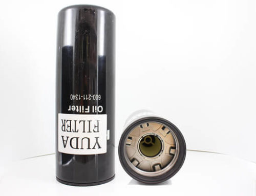 KOMATSU Oil Filter(Lubrication) 600-211-1340