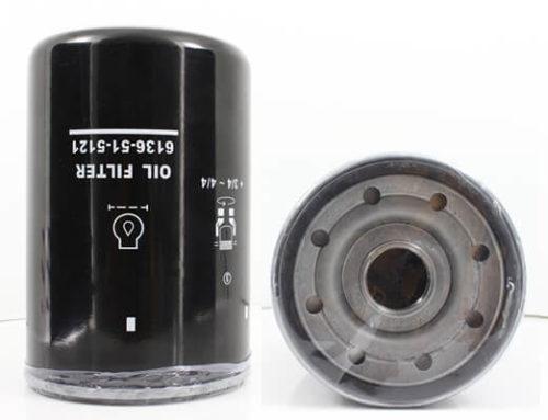 KOMATSU Oil Filter(Lubrication) 6136-51-5121