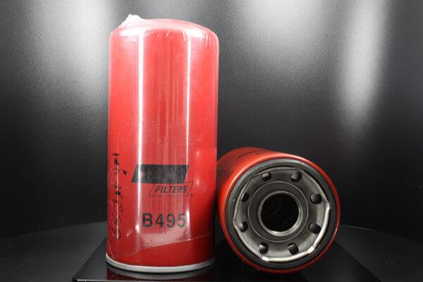 oil filter B495