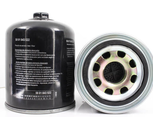 HENGST Air Dryer Cartridge, compressed-air system T300W Plastic