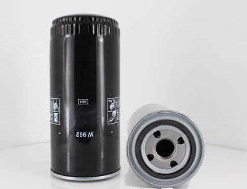 Mann Oil Filter(Lubrication) W962