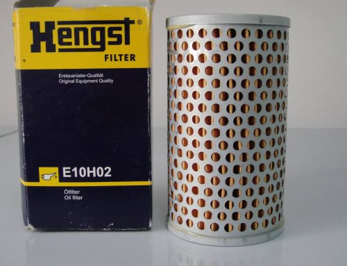 Hengst E10H02 -Hydraulic Filter, steering system(Steering)
