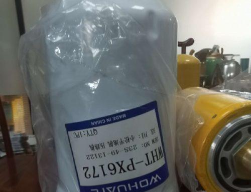 Komatsu Hydraulic Filter 23s-49-13122